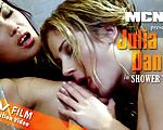 Join Danika and Julia under the shower.
