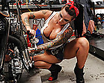 Mechanic Mammaries