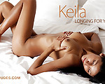 Longing For You - Gorgeous Keila is spending a whole day in her bed
