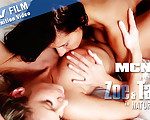 Tami and Zoe - sensually touching and enjoying