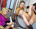 Double orgasmatic trouble
